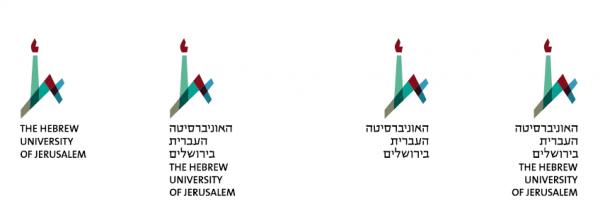 לוגו האוניברסיטה גרסאות אורך
