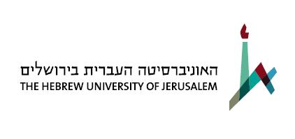 לוגו האוניברסיטה גרסת רוחב